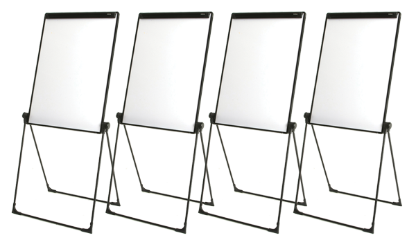 4-Flipcharts-Package