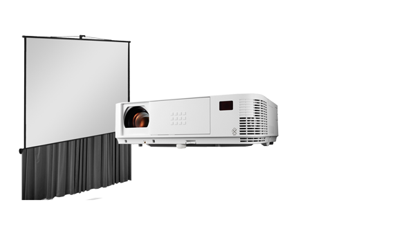 6ft-Screen-&-Projector-Package