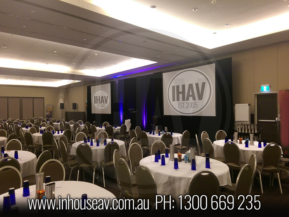 Audio Visual Hire | Crowne Plaza Hunter Valley