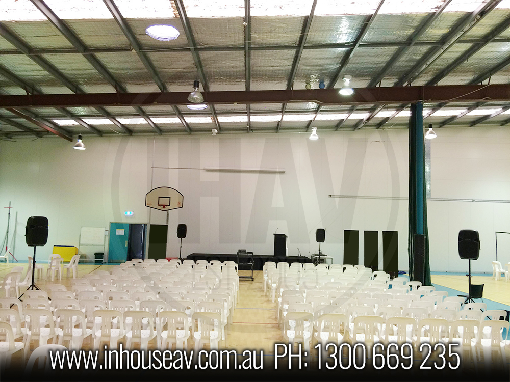 06 Jul Australian College Of Physical Education Sydney Olympic Park Fitness Centre Audio Visual Hire
