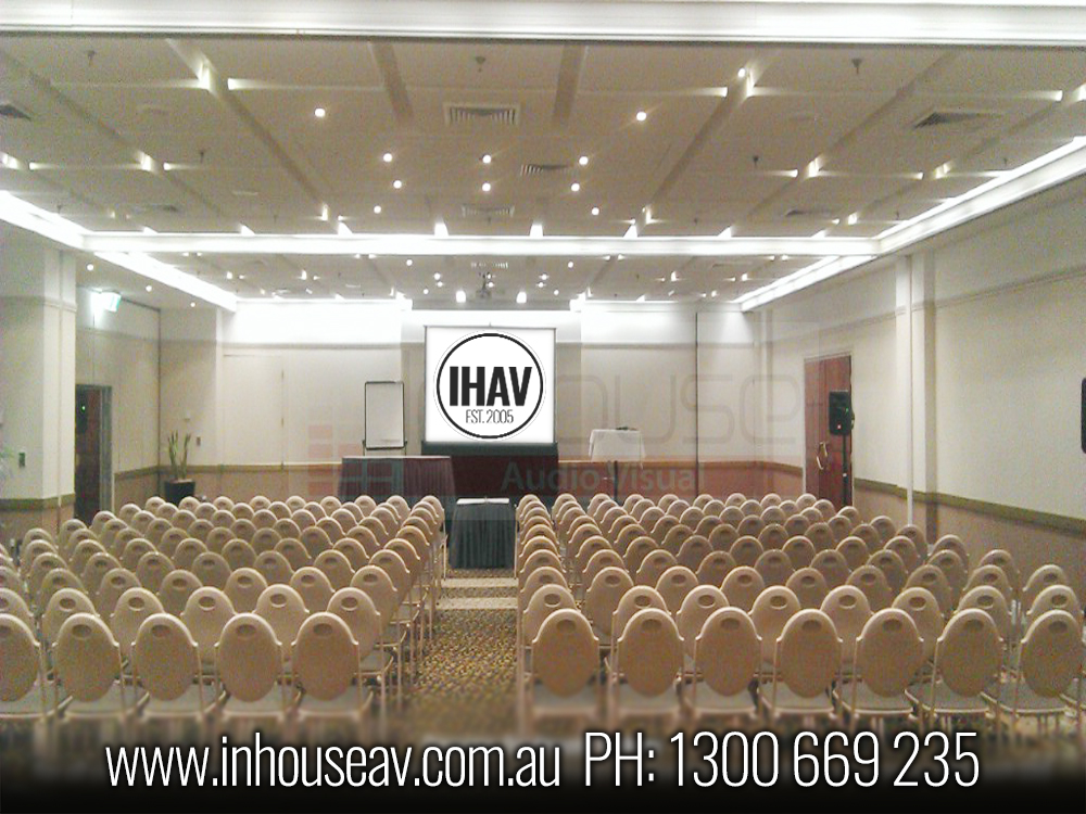 Bayview Boulevard | Sydney Projector Hire