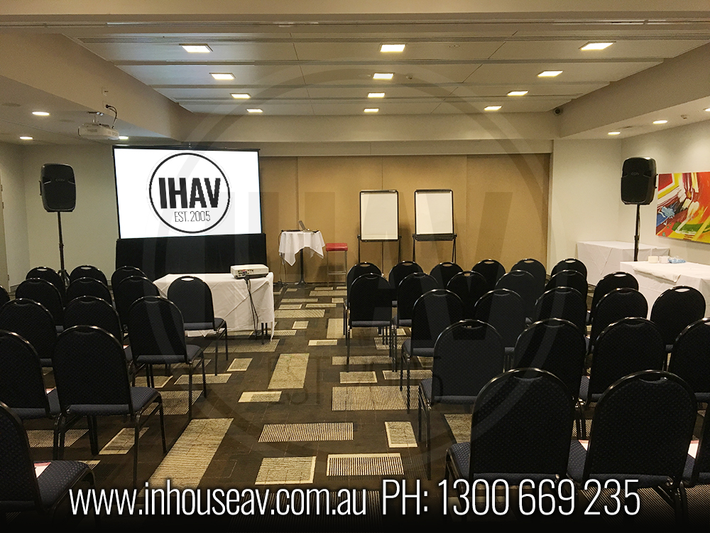 Brisbane audio visual hire