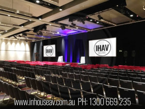 Hilton Sydney Audio Hire