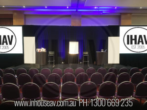 Hotel Grand Chancellor Surfers Paradise Projection Screen Hire