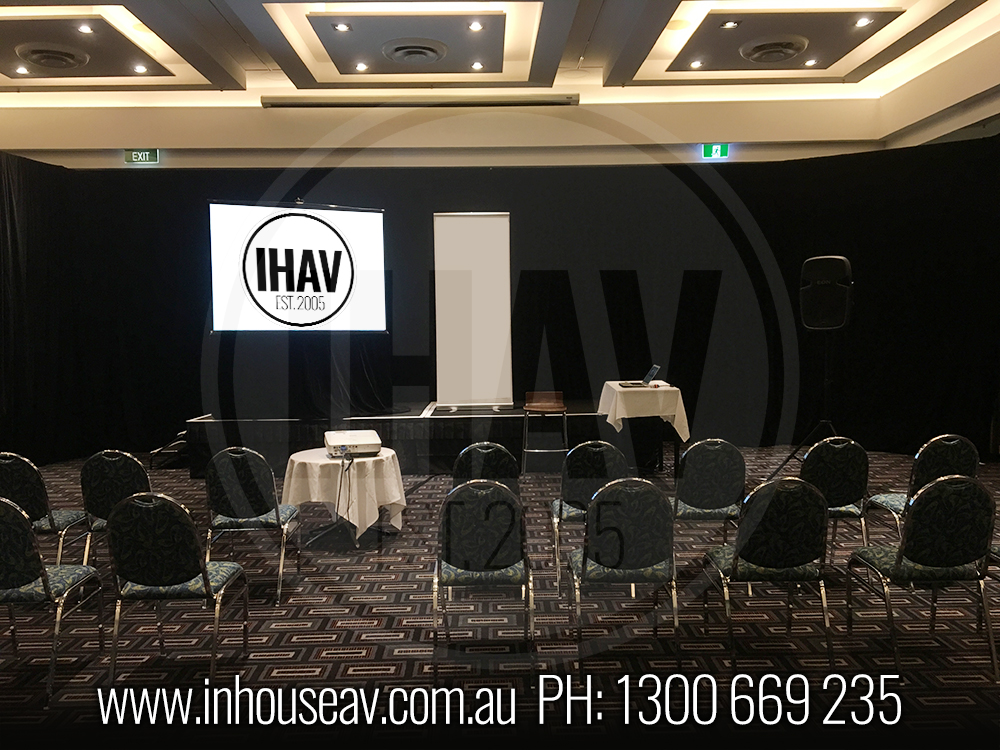 Mantra On View Hotel Surfers Paradise Audio Visual Hire