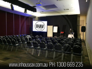 Novotel Sydney Olympic Park Audio Visual Hire 3