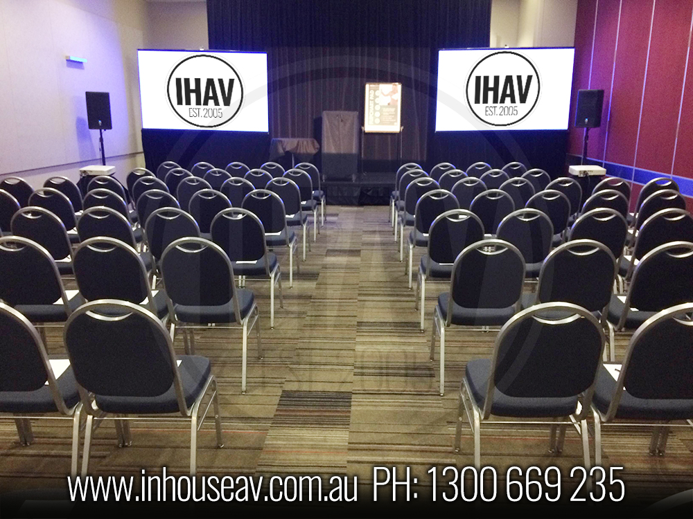 Novotel Sydney Olympic Park Freshwater RoomAudio Visual Hire 3