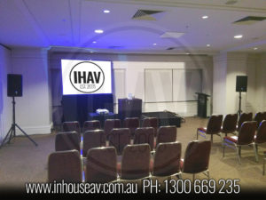 Pullman Melbourne On The Park Audio Visual Hire 11