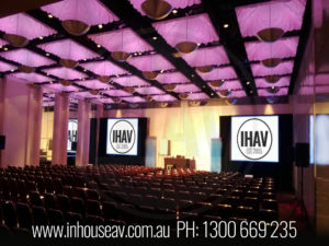 Pullman Melbourne On The Park Audio Visual Hire 7