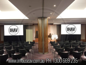 Pullman Quay Grand Sydney Harbour Projector Hire