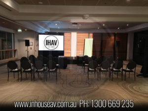 QT Gold Coast Audio Visual Hire