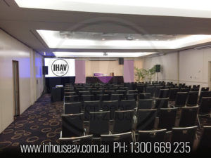 Rydges Sydney Airport Hotel Projector Hire