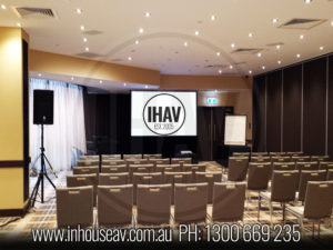 Rydges World Square Projector Hire