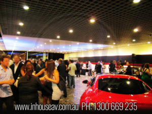 Scuderia Sydney Audio Visual Hire 2