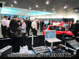Scuderia Sydney Audio Visual Hire 3