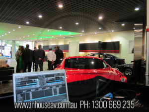Scuderia Sydney Audio Visual Hire 5