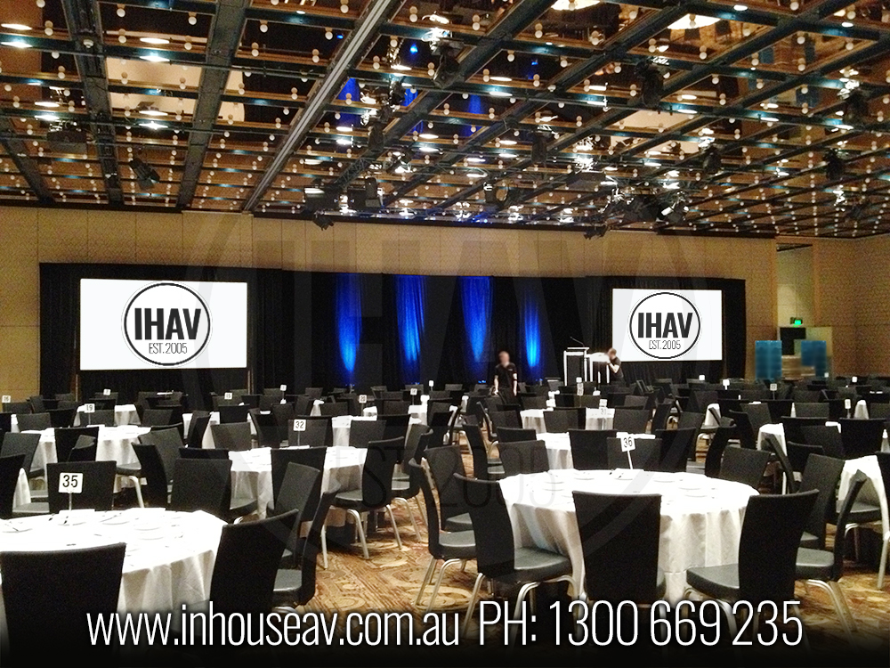 Sofitel Wentworth Sydney Projector Hire