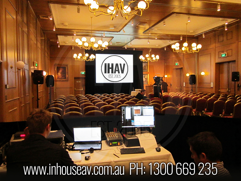 Stamford Grand North Ryde Audio Visual Hire