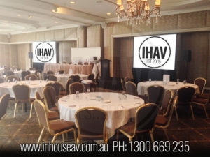Stamford Plaza Brisbane Projector Hire