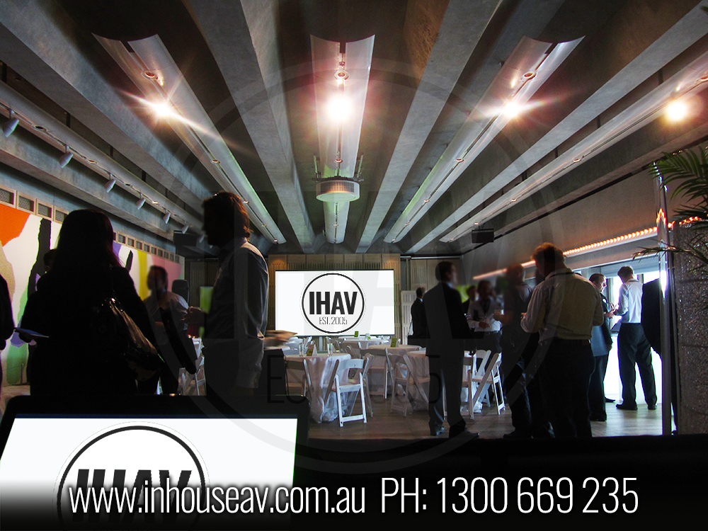 Sydney Opera House Projector Rentals