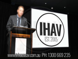 Sydney Starship Darling Harbour Lectern Hire