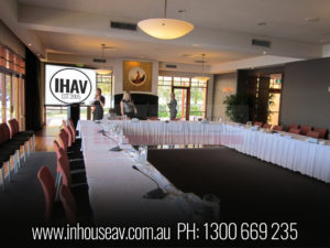 Canberra Projection Screen Hire