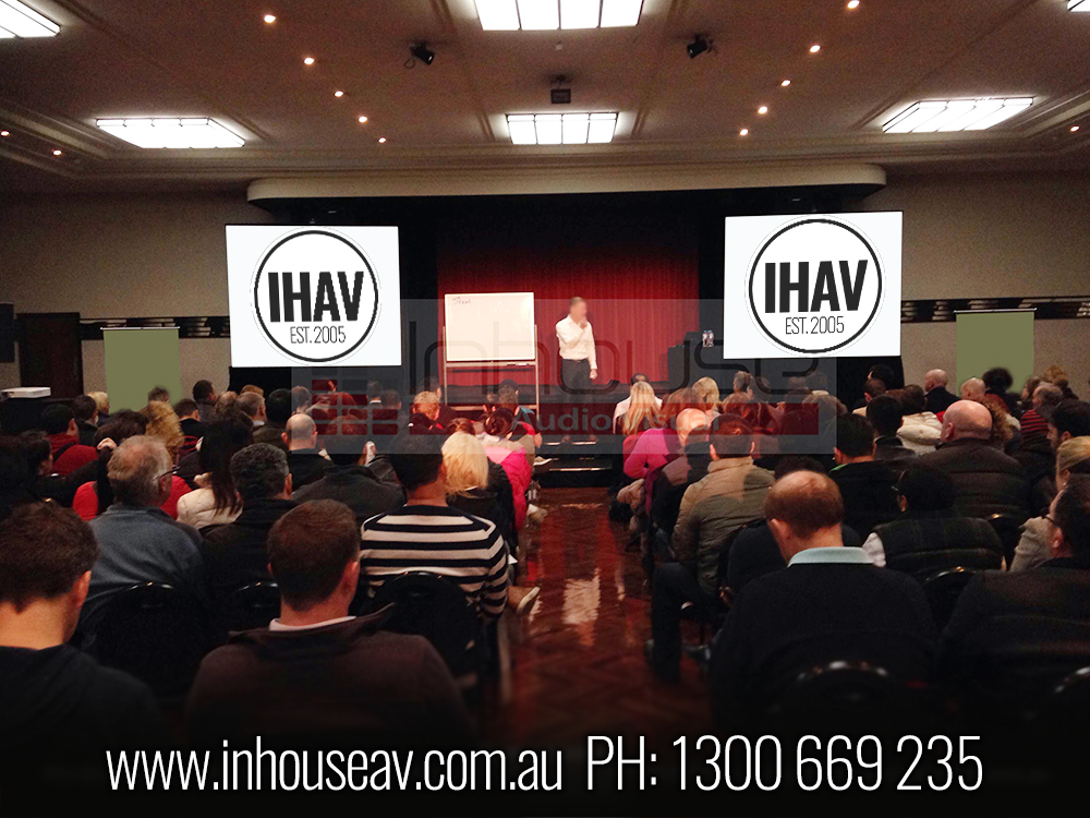 The Centre Ivanhoe Audio Visual Hire
