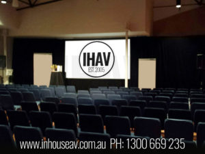Australian Technology Park Sydney - Room 6A Audio Visual Hire Event 5