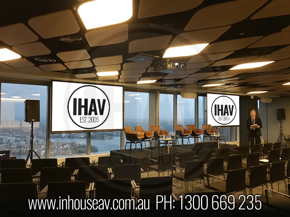 Corporate Event Sydney Audio Visual Hire Event 1