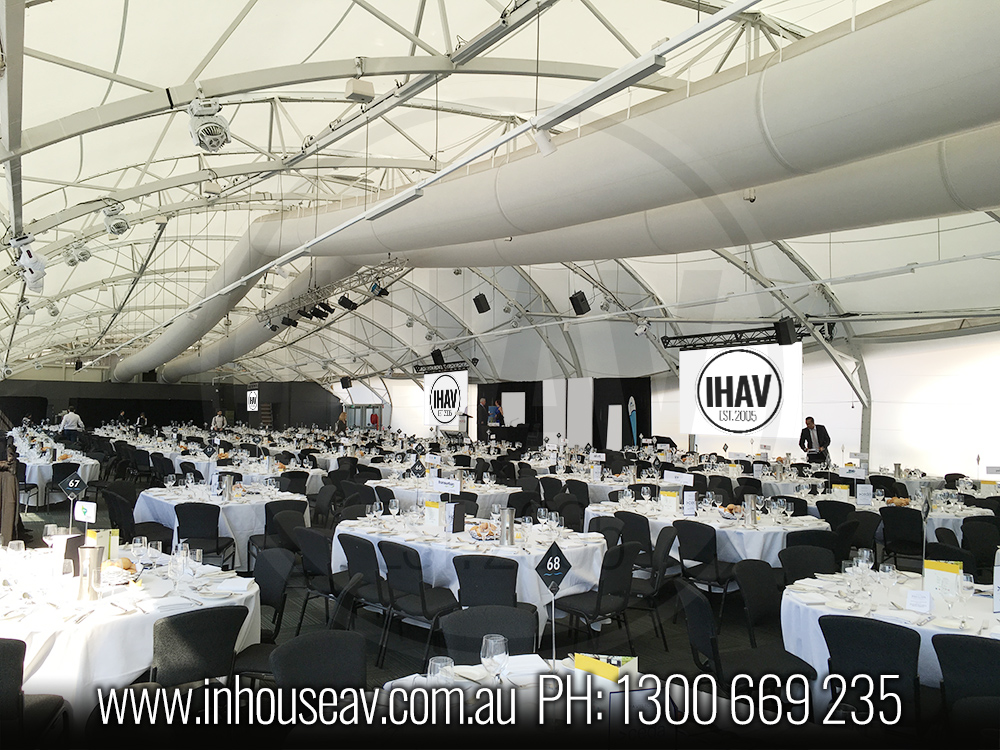 Dockside Pavilion Sydney Audio Visual Hire 1