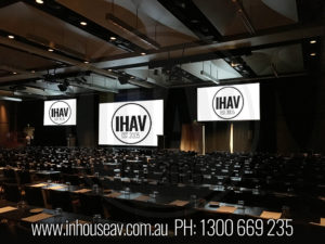 Hilton Hotel Sydney Audio Visual Hire 18