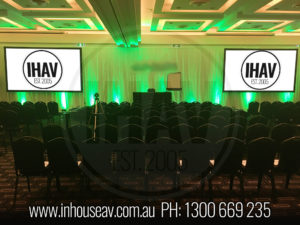 Mantra on View Hotel Surfers Paradise boulevard room 2-3 Audio Visual Hire 5