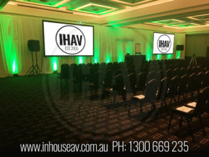 Mantra on View Hotel Surfers Paradise boulevard room 2-3 Audio Visual Hire 6