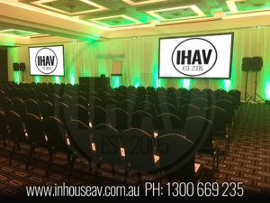 Mantra on View Hotel Surfers Paradise boulevard room 2-3 Audio Visual Hire 7