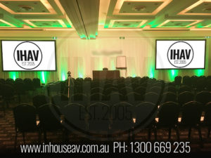 Mantra on View Hotel Surfers Paradise boulevard room 2-3 Audio Visual Hire 8