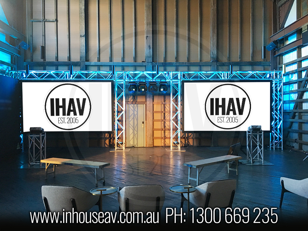 Ovolo Woolloomooloo Sydney Audio Visual Hire 2