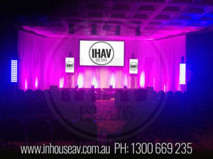 Palazzo Versace Gold Coast Audio Visual Hire 2
