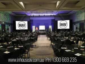 QT Gold Coast - Ballroom Audio Visual Hire 4