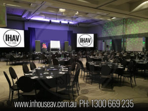 QT Gold Coast - Ballroom Audio Visual Hire 6