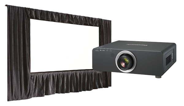 12ft-Screen-&-Projector-Package