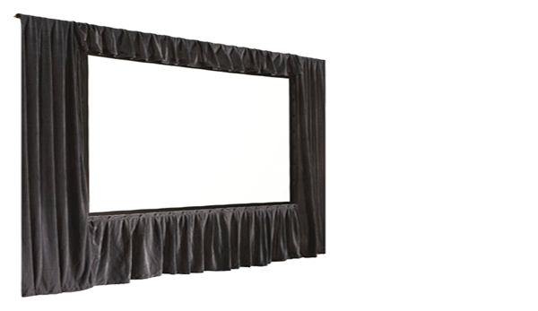 16;9-Projection-Screen