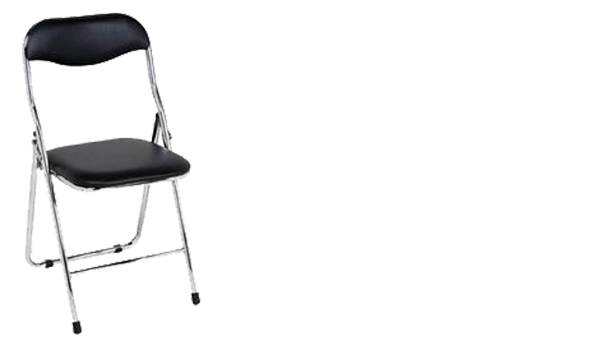 Black-Folding-Chair