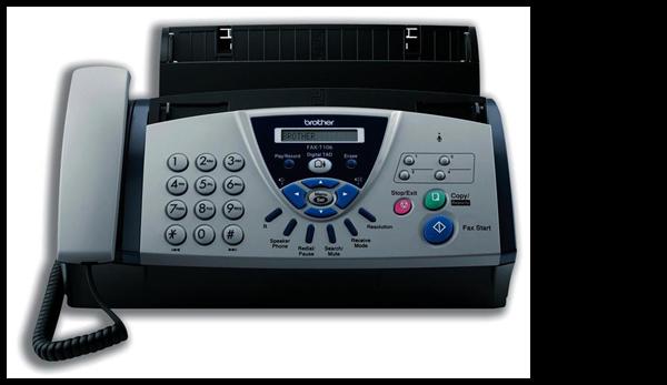 Brother-Fax-Machine