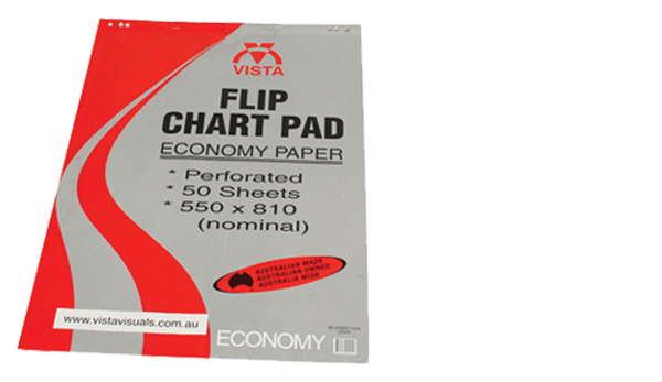 Flipchart-Paper