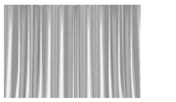 White-Chiffon-Drape