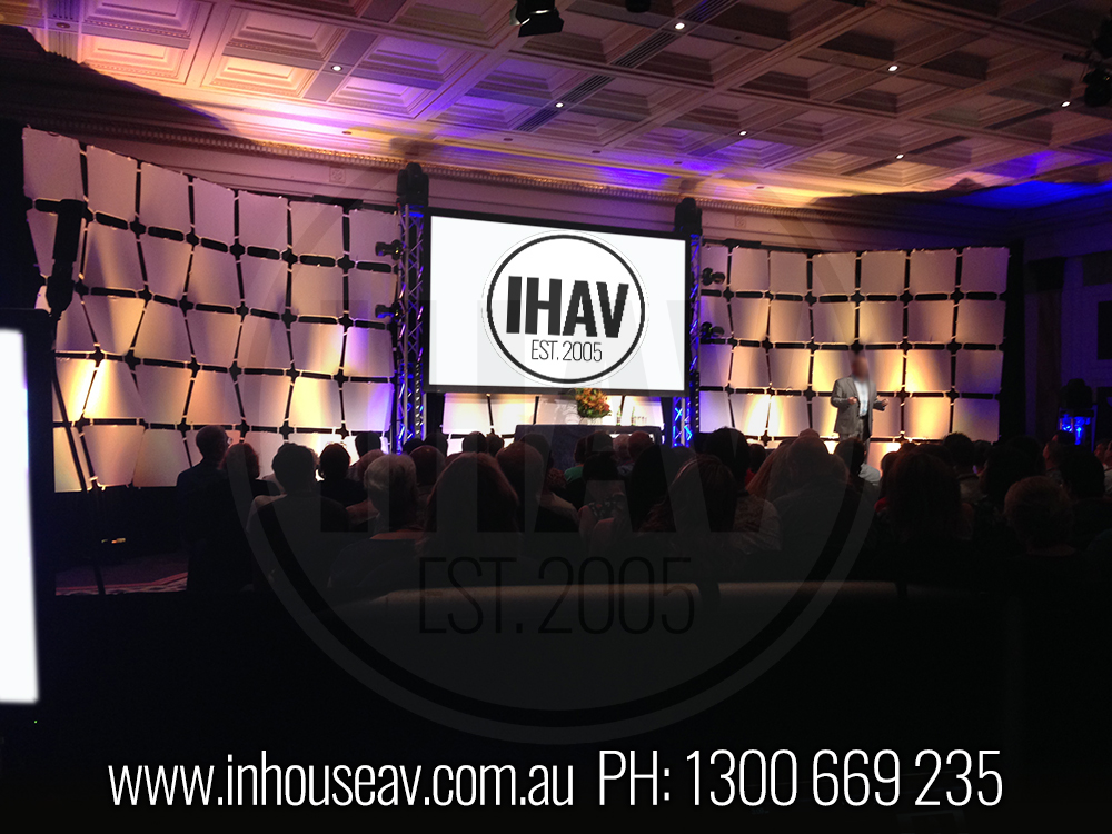 projector hire brisbane Australia