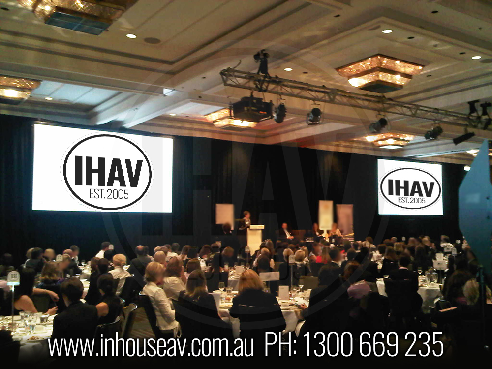 Four Seasons Hotel Sydney Audio Visual Hire 8