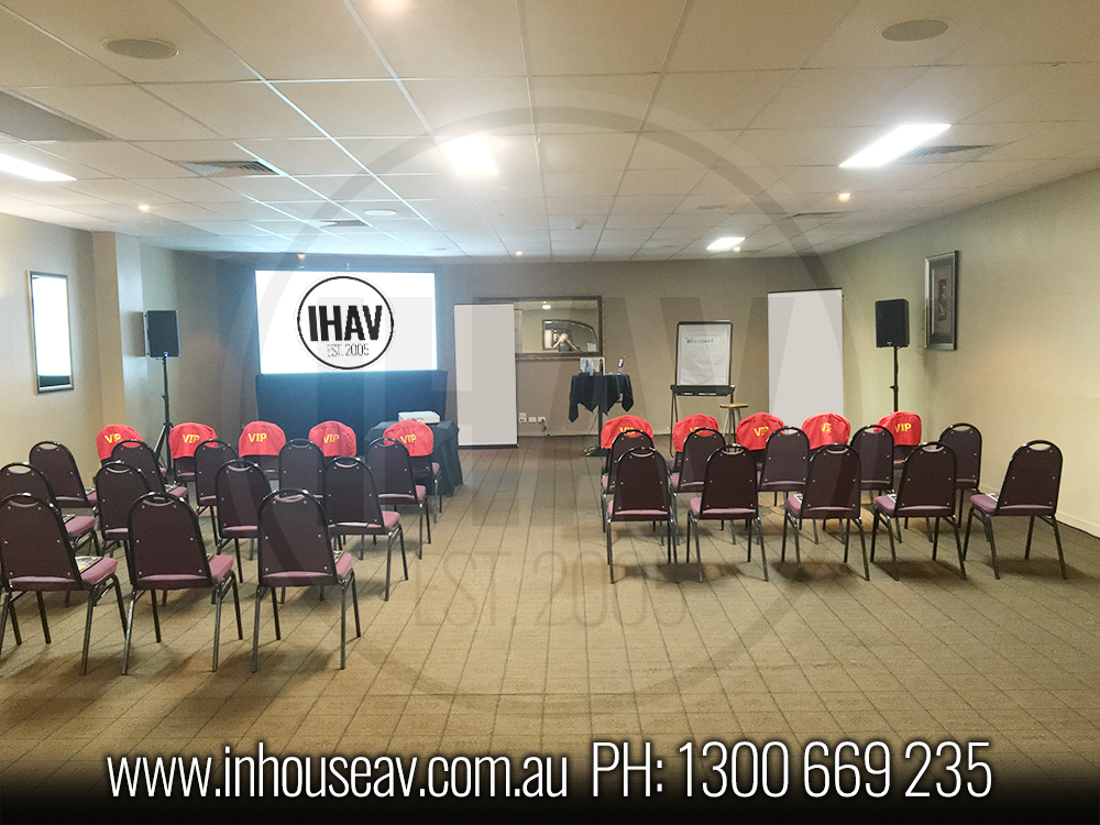 Toowoomba Projection Screen Hire