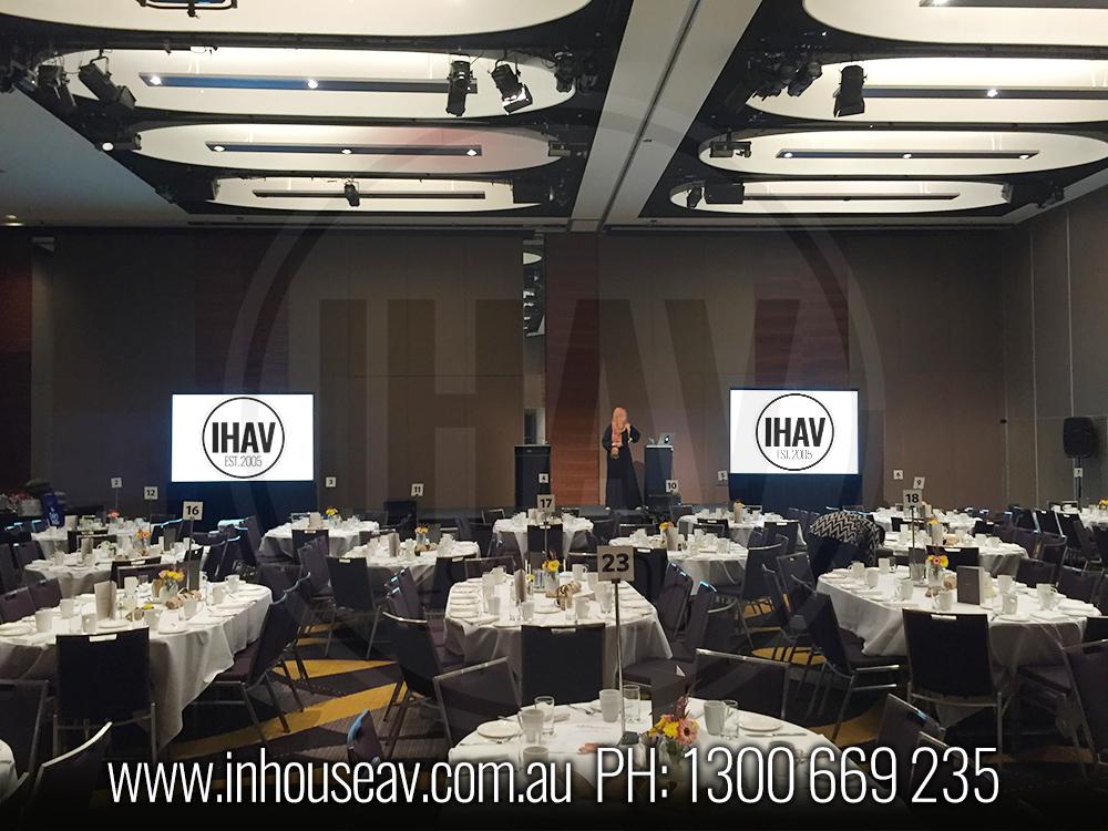 Hilton Brisbane Projector Hire