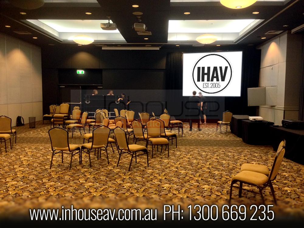 Hotel Jen Brisbane Audio Visual Hire 1 Inhouse Audio Visual
